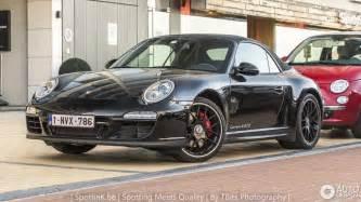 Porsche Gts 997 by Porsche 997 4 Gts Cabriolet 27 March 2017