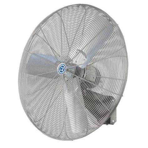 industrial fans at home depot
