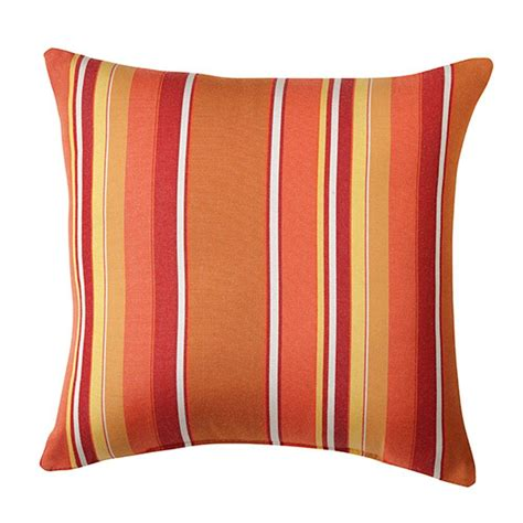Home Decorators Outdoor Pillows by Home Decorators Collection Sunbrella 16 In Dorset Mango