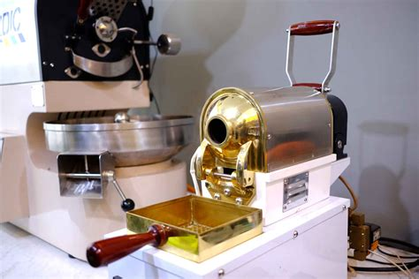 Mesin Roasting Kopi Probat vnt mesin roasting dari kini hadir di indonesia