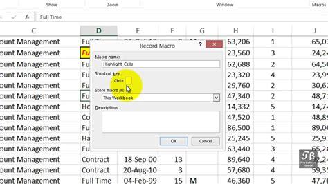 tutorial excel 2013 indonesia creating simple excel macro excel 2013 beginners tuto