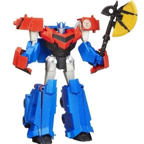 Terlaris Berkualitas Robocar Poli 6 Karakter Figure R Murah transformers robots in disguise optimus prime toyzz shop