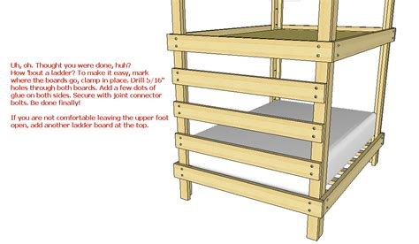 Bunk Bed Construction Pdf Diy Bunk Bed Plans Construction Lumber Building Plans Patio Cover 187 Woodworktips