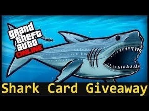 Megalodon Giveaway - full download gta 5 online megalodon shark card giveaway 8 000 000 shark card giveaway