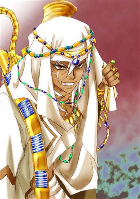 Egyptian Anime Guy   Magi/ Exotic anime   Pinterest   Anime and Manga