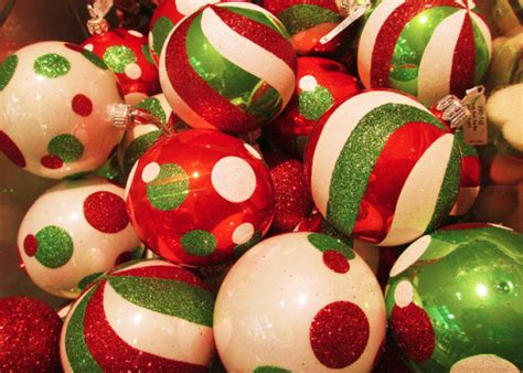 christmas ornaments on tumblr