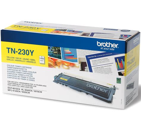 Toner Original Tn348c tn230 yellow toner cartridge deals pc world