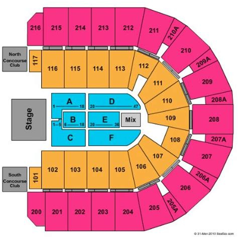 iwireless center seating view i wireless center tickets and i wireless center seating