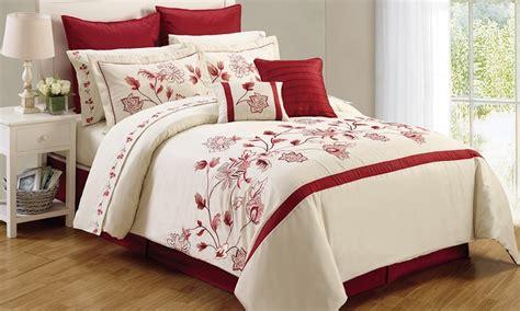 King Comforter Sets Groupon by 12 Comforter And Sheet Set Groupon Goods