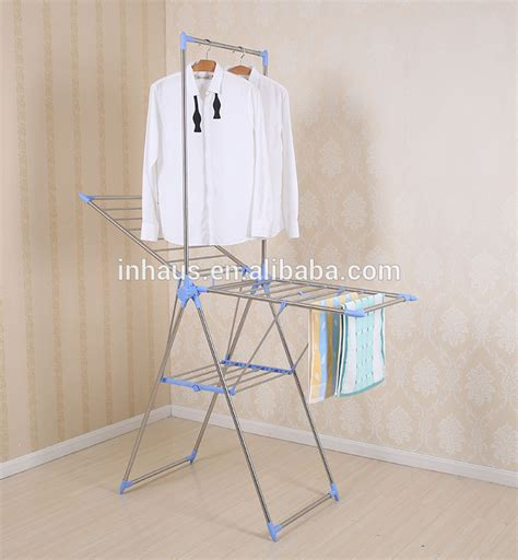 Click Radiator Laundry Drier With Adjustable Siders 1 multifunctional adjustable style and stainless steel hanging folding balcony plastic radiator