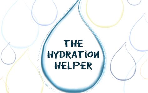 hydration notes the hydration helper nimi notes