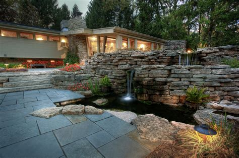 Model Homes Interiors by 35 Sublime Koi Pond Designs And Water Garden Ideas For