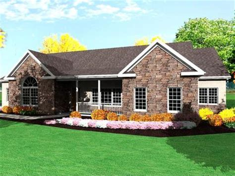 oversized ranch house plans single floor house elevation single floor house designs one floor houses mexzhouse com