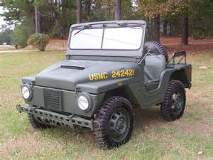 Mighty Mite Jeep Jeep M422 Or M422a1