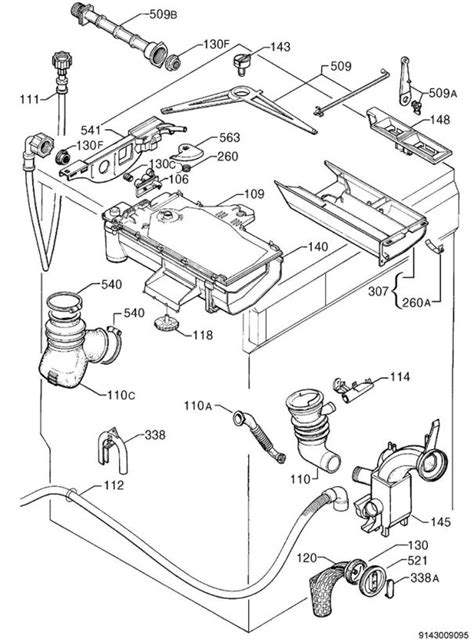 wiring diagram for hoover washing machine image