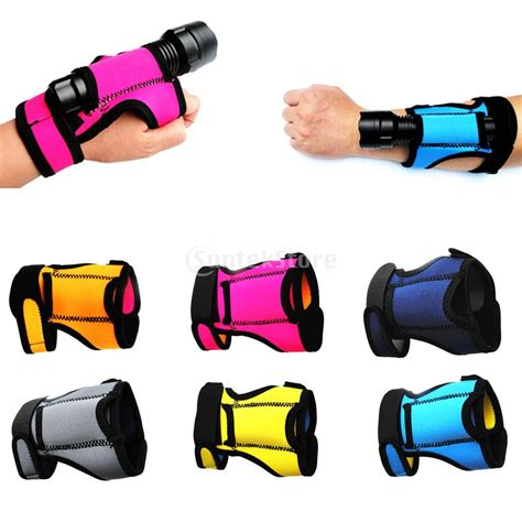 Divers Holster Neoprene 3mm 1 durable 3mm neoprene free light holder glove