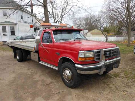 1993 ford truck ford f450 duty 1993 flatbeds rollbacks