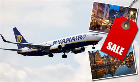 ryanair cheap flights airline launches sale on two million seats across europe travel