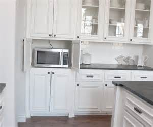 Thermador Kitchen Appliances - clever ways to hide the kitchen appliances
