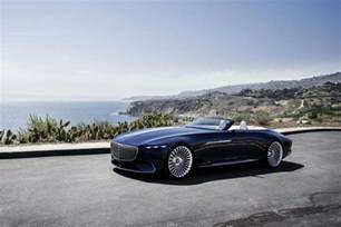 Mercedes Maybach What A Vision Mercedes Maybach Vision 6 Cabriolet Is A