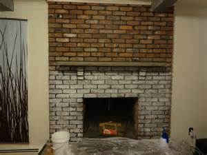 Should I Paint Brick Fireplace by Painting Fireplace White Shmooples