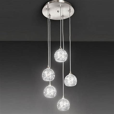 3 Light Pendant Fixture Franklite Tierney 3 Light Ceiling Pendant Satin Nickel Fl2300 3 From Easy Lighting