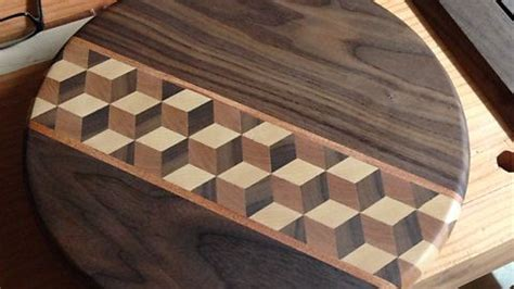 attempt    tumbling block pattern