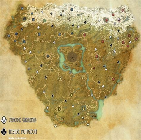 skyshard eso locations map eso cyrodiil skyshard locations map orcz com the