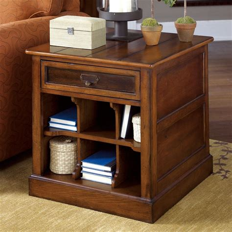 Square Side Tables Living Room by Living Room Standard Furniture Spencer Half Moon Chair