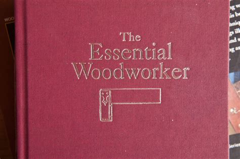 the essential woodworker manmade essential toolbox 7 must books every