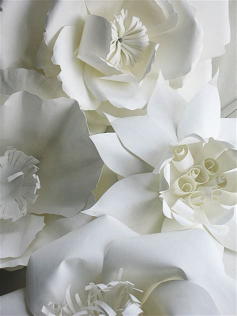 Handmade Flowers With Paper - handmade paper flowers