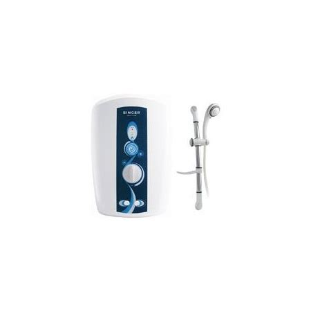 Water Heater Singer singer swh 118e 2 litre instant water heater price