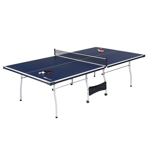 Size Of A Ping Pong Table by What Ping Pong Table Sizes Are Accepted Today Sport Lifez