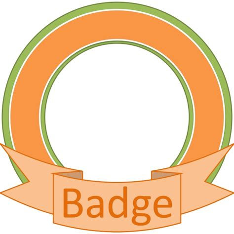 template badge photoshop open badges design template and tips