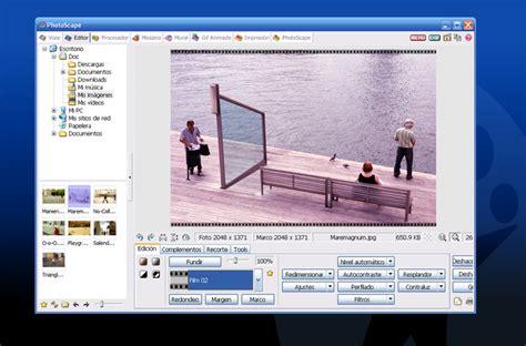 photoscape increible editor de fotos gratis editor de fotos photoscape identi