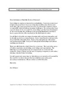 application letter for in high school school admission letter