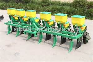 agricultural machinery farm seed spreader no till corn
