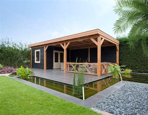 pavillon 8x4 buitenverblijf refter xl 900x400 cm blokhutvillage
