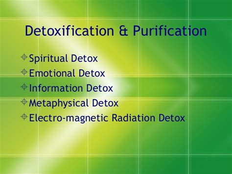 How To Do A Spiritual Detox by Related Keywords Suggestions For Spiritual Detox