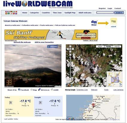 ver imagenes en webcam ver c 225 maras en vivo de todo el mundo en live world webcam