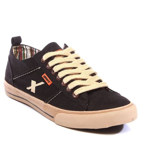 sparx shoes sparx black sneaker shoes sc130gblack buy sparx