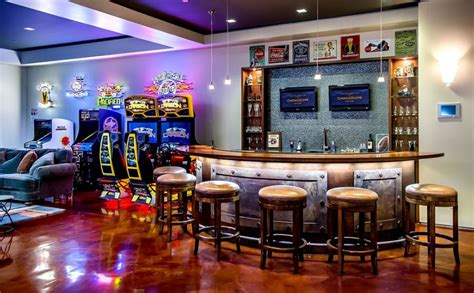 home bar room clever basement bar ideas your basement bar shine