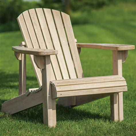 Yellow Wood Adirondack Chair Plans