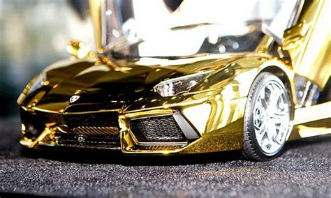 Pic: World?s most expensive model car goes on display in