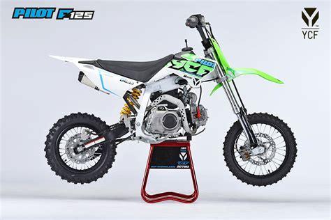 import motocross bikes ycf pilot f125 mx imports
