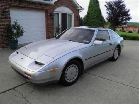 purchase used 1988 nissan 300zx 6 cylinder in