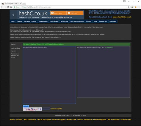 Hash Lookup Capture The Flag Challenges From Cyber Security Base With F Secure