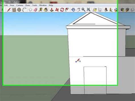 youtube membuat rumah cara membuat rumah dgn sketchup8 youtube