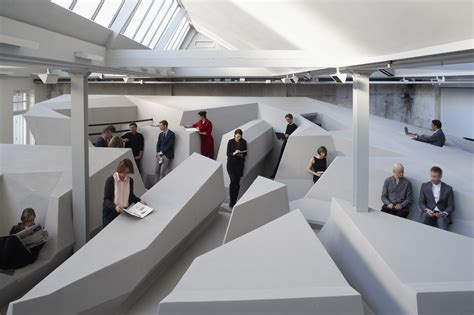 Futuristic L by The End Of Sitting Raaaf Archdaily