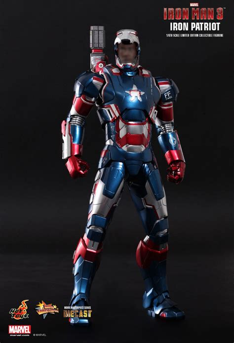 Ironman Patriot Marvel iron patriot from toys mifty is bored